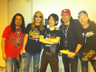 STRYPER was awesome in Japan