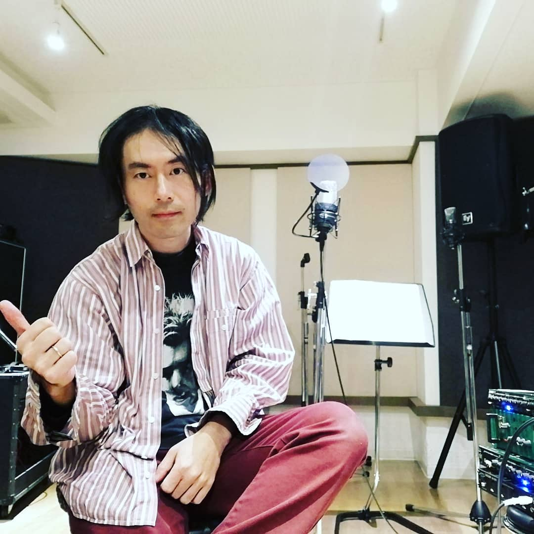Recording Nabeshima finished
