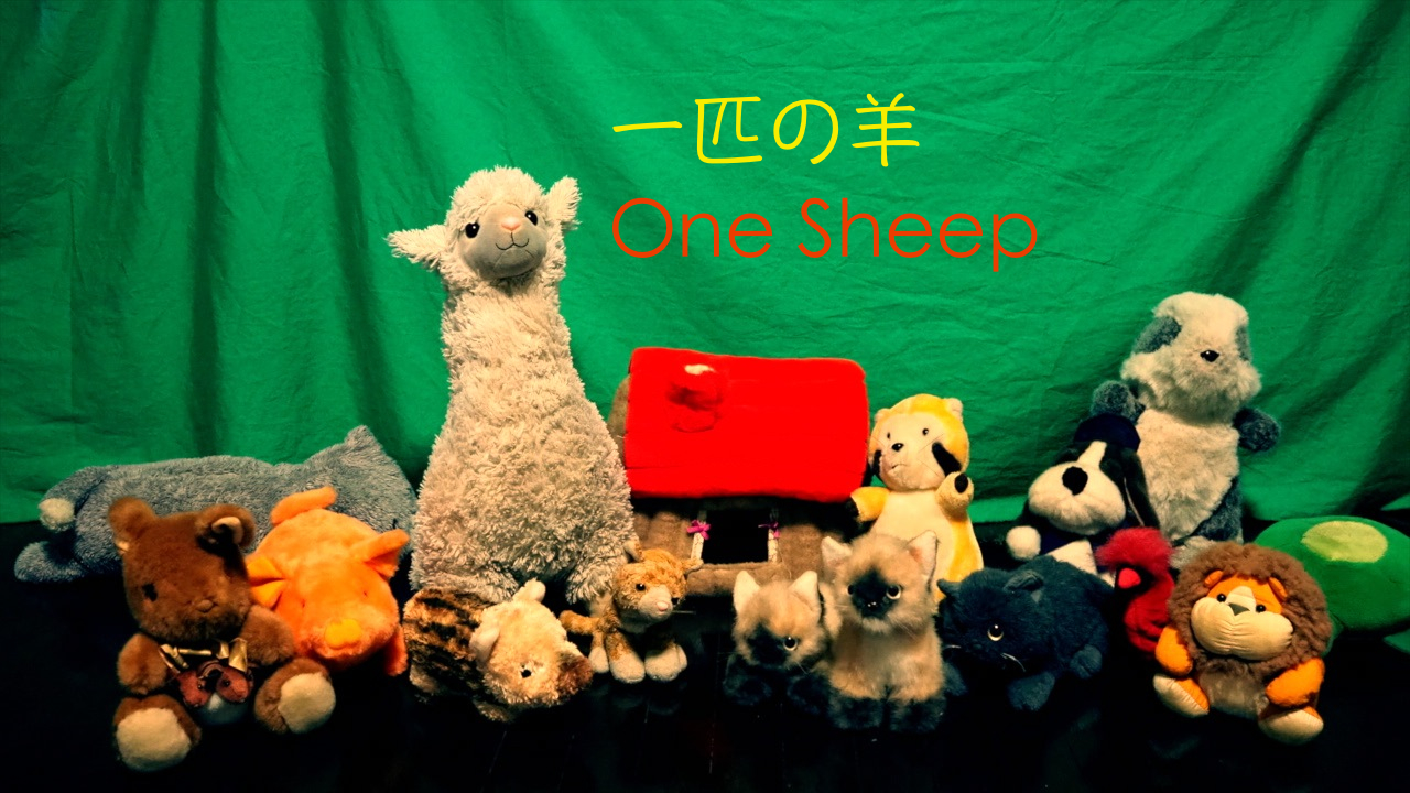 One Sheep music video