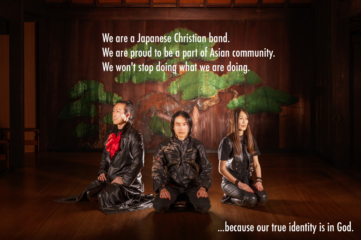 Proud Japanese Christian